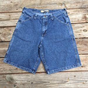 da78212594 Lee Shorts   Dungaree Carpenter Jeans Short Sz 32   Poshmark